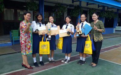 Prestasi SMP Strada Bhakti Utama